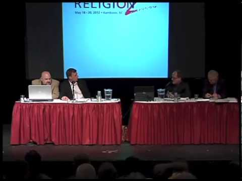 RELIGION - This is a mirror from : http://www.youtube.com/user/FloatingJetsam The rousing opening debate for the Imagine No Religion 2 conference held in Kamloops BC, i...