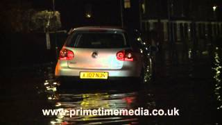 Boston United Kingdom  city pictures gallery : Flooding in Boston, UK - December 2013