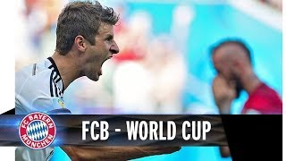 Thomas Müller scores for Germany - YouTube