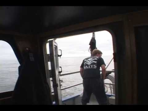 Sardine fishin in Oregon on the Ocean Angel 2