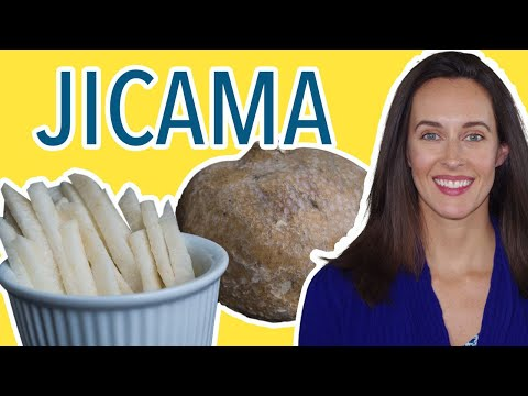 Jicama: Raw & Cooked - The Best Way To Eat Jicama