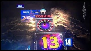 Dick Clark's New Years Rocking Eve With Ryan Seacrest Ball Drop 2014 (Extended)