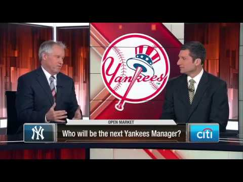 Who will be the next New York Yankees manager?