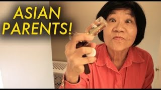 THINGS ASIAN PARENTS DO | Fung Bros