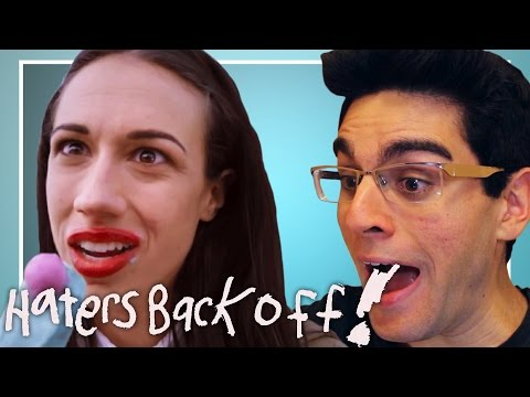 Teen Reaction to HATERS BACK OFF (Miranda Sings Netflix Show) - Shamim Reacts