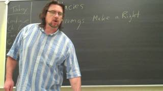 Critical Thinking: Fallacies 3