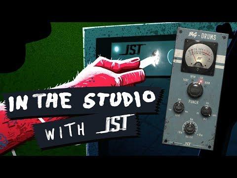 JST Bus Glue Mini-Series Episode 1: BG-Drums