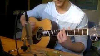 Regina Spektor - Samson (Samuel Zeitler) Fingerstyle guitar cover