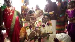 Parit Buntar Malaysia  city photos : Kumaran Rajamoney weds Kanjana (Parit Buntar) - Malaysian Indian Wedding