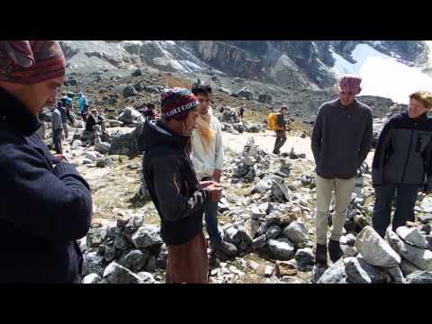 Denis Darwin - Salkantay trail - cult for mountais Gods (видео)