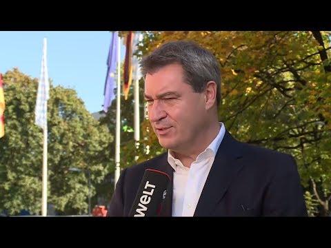 Bayern vor der Wahl: Bei Markus Söder stirbt die Ho ...