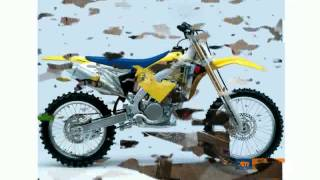 9. 2007 Suzuki RM 250 Features and Specification