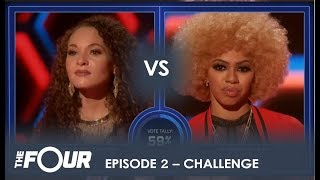 Video Chyenne vs Lex: Pop vs. Hip-hop Battle And Zhavia Is NOT HAPPY With The Result! | S1E2 | The Four MP3, 3GP, MP4, WEBM, AVI, FLV September 2019