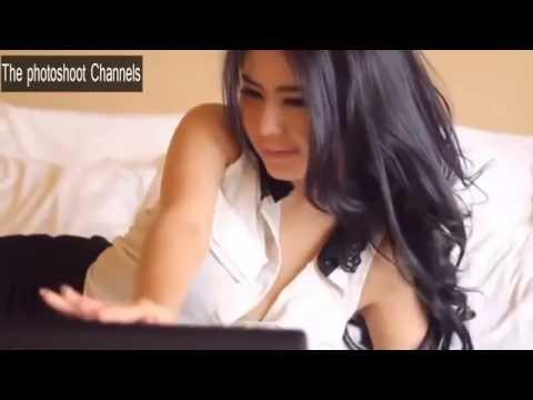 Video Amel Tampil Sange   Hot Model Indonesia