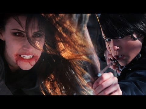 Mainstay - Let us know you who you would like to see be matched up in a epic fight scene. Like us on facebook http://www.facebook.com/mainstaypro Katniss - Dani Chuchra...