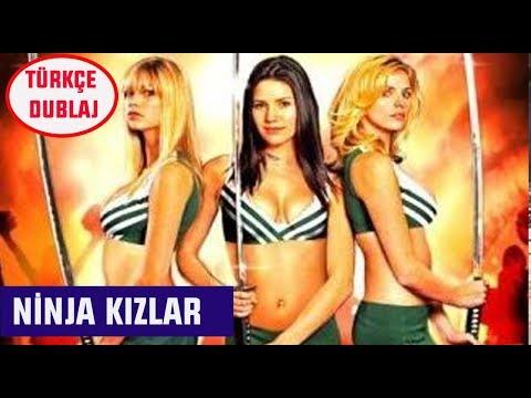 Ninja Kızlar - TÜRKÇE DUBLAJ - Aksiyon/ Komedi