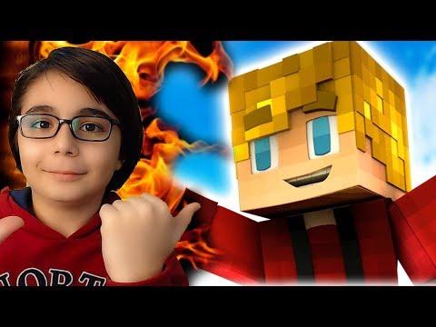 MINECRAFT'TA BUTONU BUL | Minecraft PE : MCPE BKT