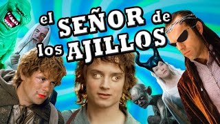 Video EL SEÑOR DE LOS AJILLOS MP3, 3GP, MP4, WEBM, AVI, FLV Agustus 2018