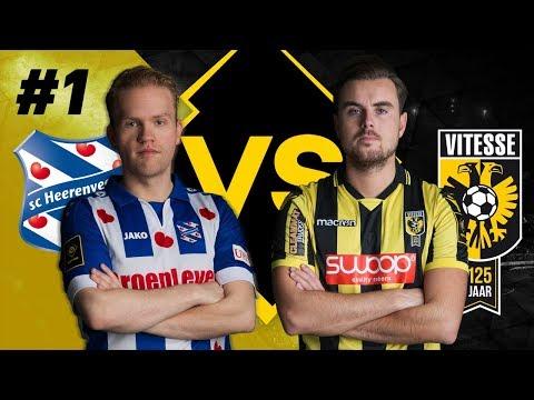 eDivisie | SC Heerenveen - Vitesse