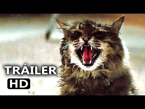 CEMENTERIO DE ANIMALES Tráiler Español DOBLADO # 2 (Nuevo, 2019) Terror - Thời lượng: 2 phút, 45 giây.