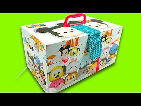 Игровой набор цум цум коробка активностей для детей - DomaVideo.Ru