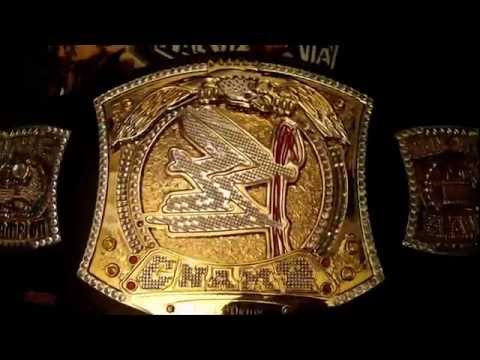 WWE Autographed Wrestling Memorabilia Collection (видео)