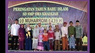 Yayasan Khadijah Gelar Peringatan Tahun Baru Islam 1439 H