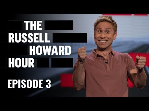 The Russell Howard Hour - Series 1, Episode 3
