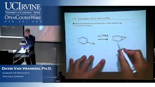 Organic Chemistry 51B. Lecture 14. Reduction And Oxidation, Part 2.