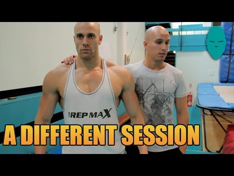 A Different Session | Damien Walters