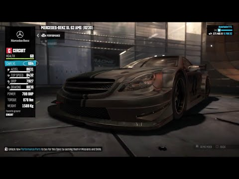 The Crew Tuning Mercedes SL63 AMG Circuit spec + Test drive!