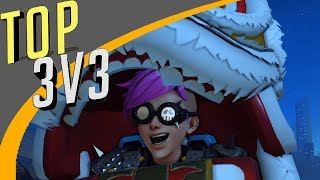Top 3v3 Overwatch Plays of the Game Week 5 Overwatch Top 3 3v3 Plays of the Game Week 5 Overwatch Top 3 3v3 Plays of the...