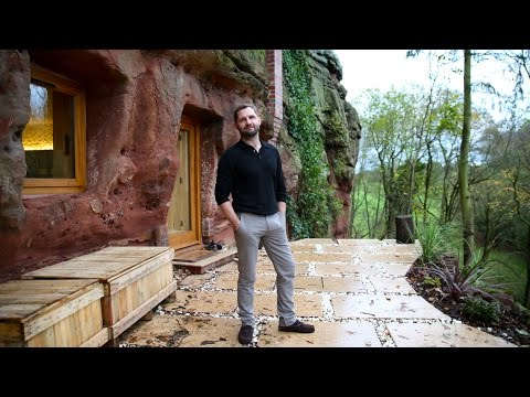 Man Builds A 230 000 House In 700YearOld Cave