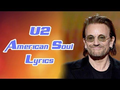 U2 American Soul Lyrics