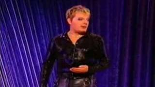 In Bed With God Eddie Izzard