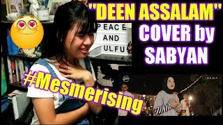 Video DEEN ASSALAM ( COVER by SABYAN ) REACTION MP3, 3GP, MP4, WEBM, AVI, FLV Desember 2018