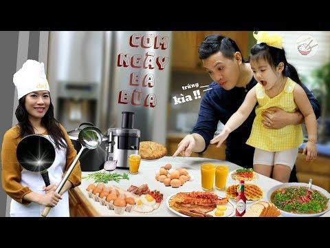 Vợ Tôi Liều Mình Xuống Bếp (BIỆT THỰ ● nữ công gia chánh ) - Thời lượng: 36 phút.
