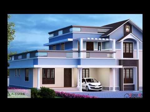 Kerala House Designs April 2014