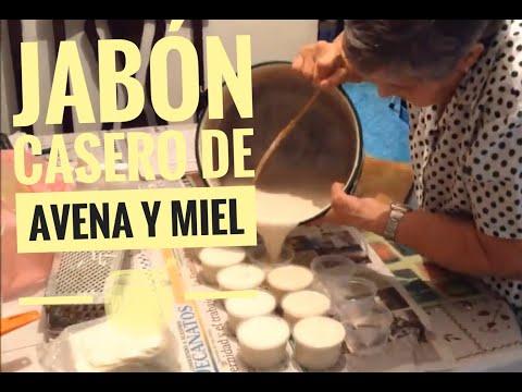 Cómo hacer Jabón de avena para rostro | Casero