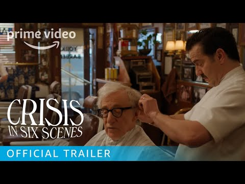Crisis in Six Scenes - Official Trailer | Prime Video