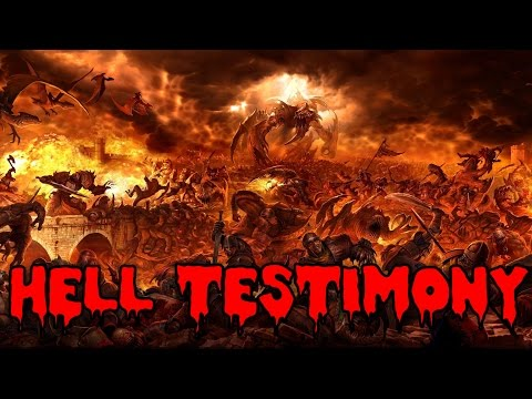 FAMILY MEMBERS IN HELL TESTIMONY