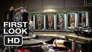 Iron Man 3 - Photos From The Set (2013) Exclusive Set Photos HD