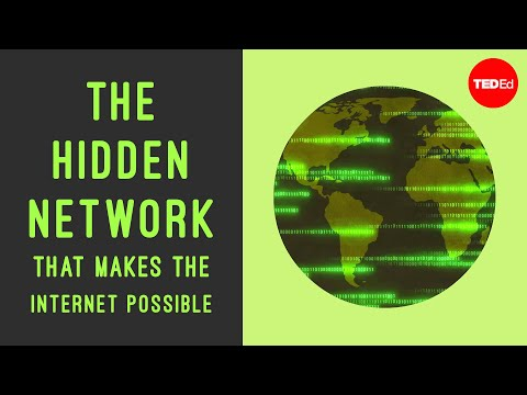 What is the Mystery Network Within the Internet?