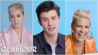 Video Katy Perry, Pink, Shawn Mendes and More: Best Reactions to Fan Covers on YouTube | Glamour MP3, 3GP, MP4, WEBM, AVI, FLV Juni 2018