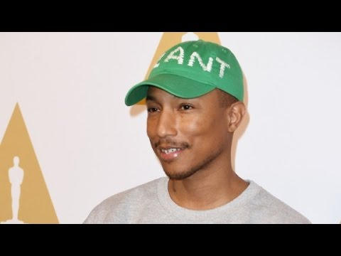 Pharrell on blessing of 'Hidden Figures' success