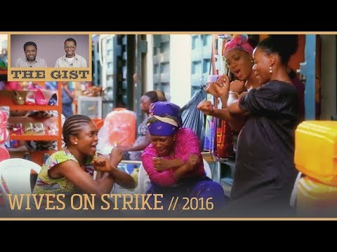 EP057 - Wives on Strike (2016) - Movie Review // The GIST