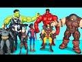 Süper Kahramanlar ile Süper Kötüler Karşı Karşıya   Oyuncak Oynuyorum   Süper Oyuncaklar