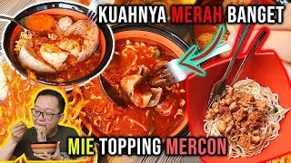 Video BAKSO KUAH MERAH MEMBARA SUPER PEDAS DI PALEMBANG #KulinerPalembang MP3, 3GP, MP4, WEBM, AVI, FLV Maret 2019