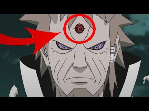 Hagoromo's Eyegina | Naruto
