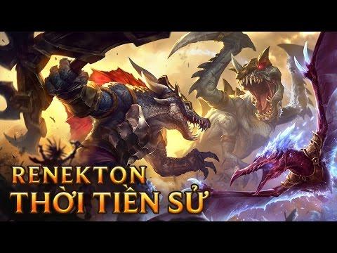 Renekton Thời Tiền Sử - Prehistoric Renekton